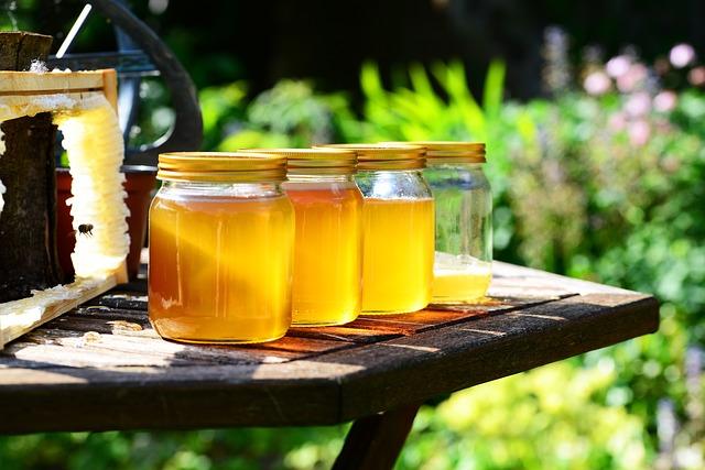 La alquimia de la miel